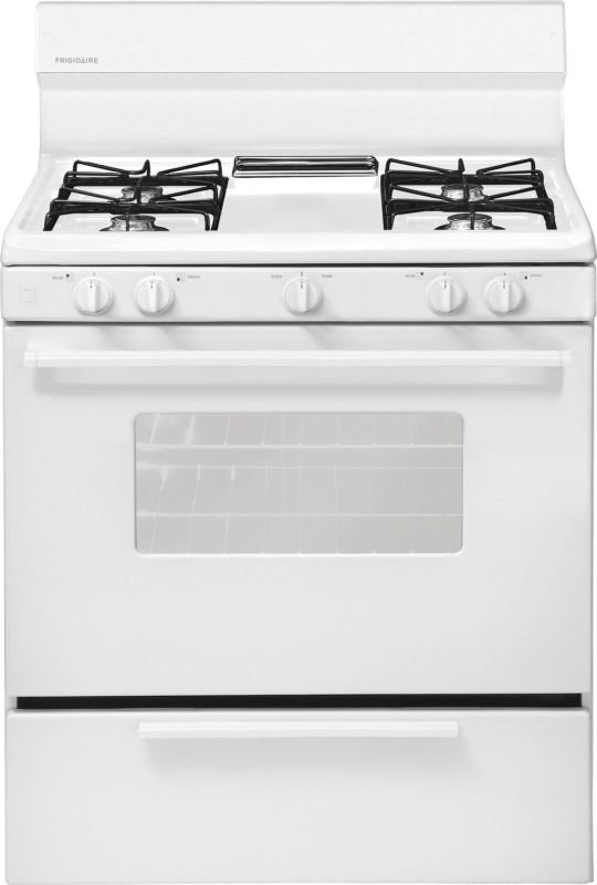 Frigidaire FFGF3005M 30 Inch Wide 4.2 Cu. Ft. Capacity Freestanding Gas Range wi photo