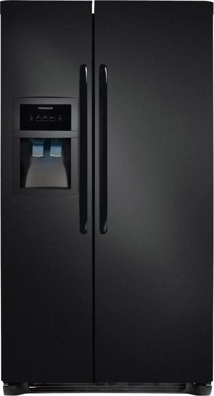 Frigidaire FFHS2322M 22.6 Cubic Foot Side-by-Side Refrigerator with PureSource 3 photo