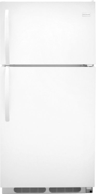 Frigidaire FFHT1521QW 14.8 Cubic Foot Top Freezer Refrigerator with Store-More O photo