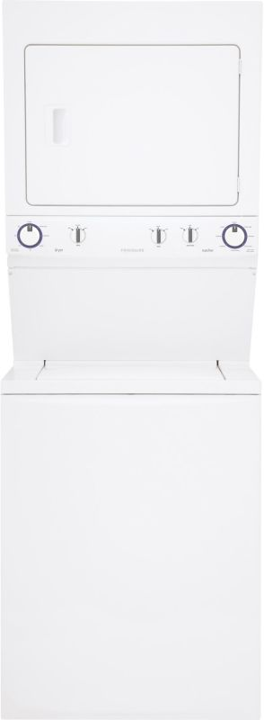 Frigidaire FFLG3911QW 27 Inch Wide 3.8 Cu. Ft. Washer and 5.5 Cu. Ft. Gas Dryer photo