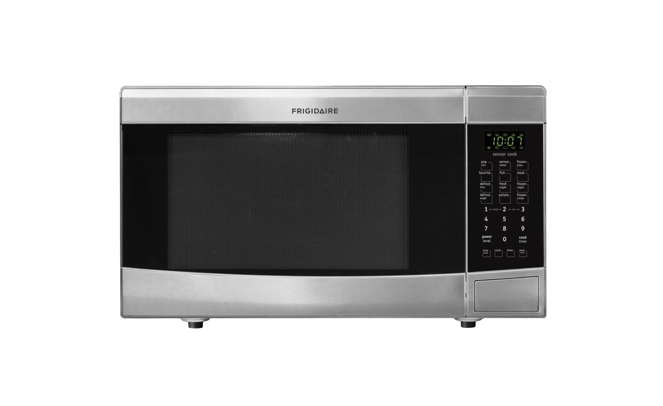 Frigidaire FFMO1611L 1.6 Cubic Foot Countertop Microwave with Easy-Set Start and photo