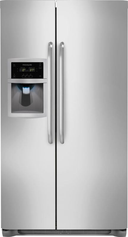 Frigidaire FFSC2323L 22.6 Cubic Foot Counter Depth Side-By-Side Refrigerator wit photo