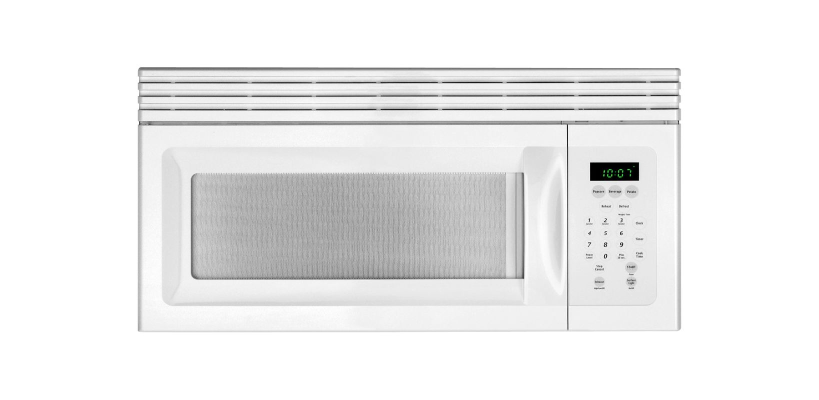 Frigidaire MWV150K 1.5 Cubic Foot Over-The-Range Microwave with Ready-Select Con photo