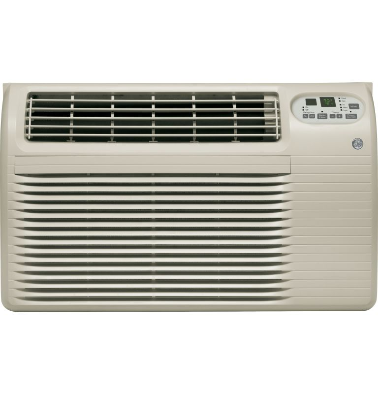 GE AJCQ08ACF 8,200 BTU Through-the-Wall Air Conditioner with Remote Control photo