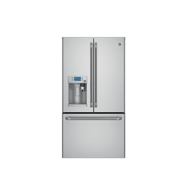 GE CFE28U 36 Inch Wide 27.8 Cu. Ft. Energy Star Rated French Door Refrigerator w photo