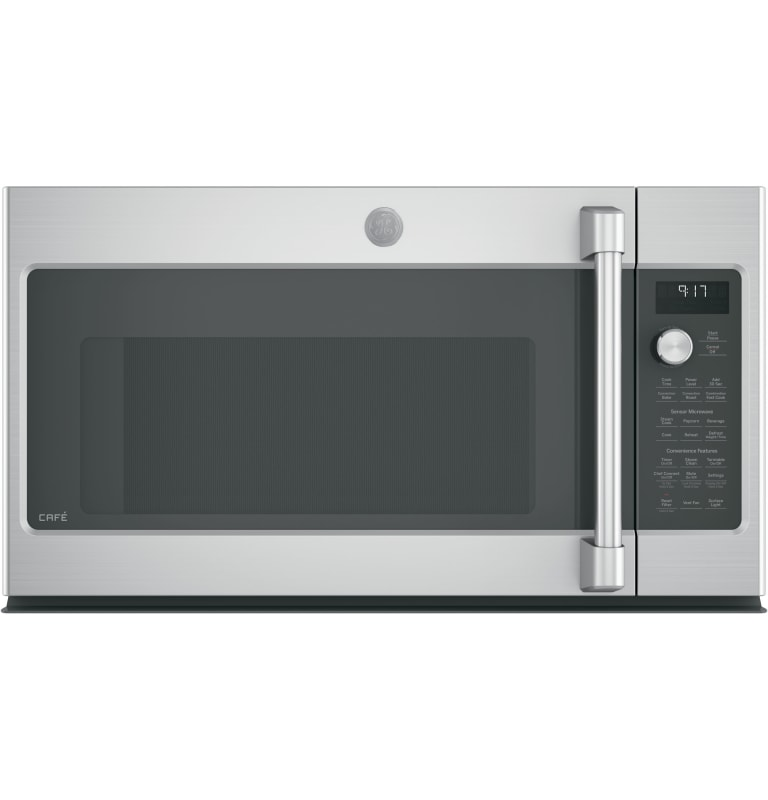GE CVM9179L Cafe 30 Inch Wide 1.7 Cu. Ft. 950 Watt Over the Range Microwave Oven photo