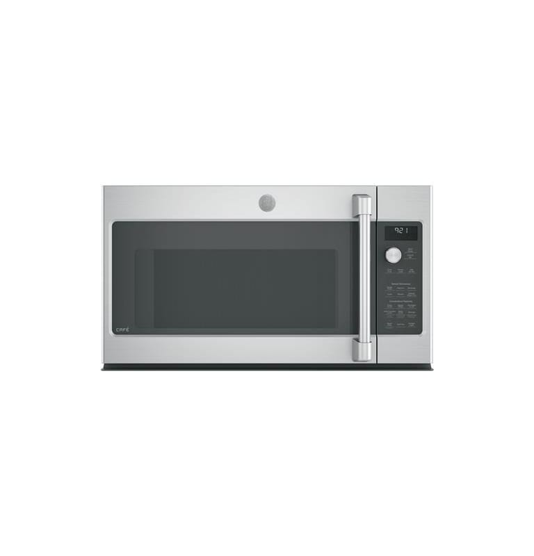 GE CVM9215L 30 Inch Wide 2.1 Cu. Ft. 1000 Watt Over-The-Range Microwave with Che photo