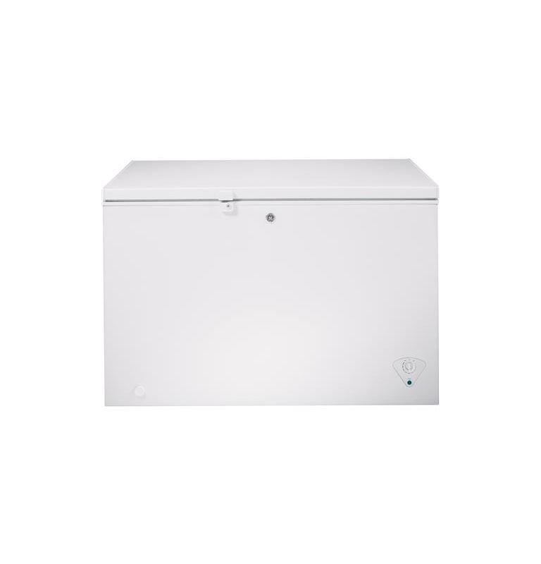 GE FCM11PH 10.6 Cu. Ft. Chest Freezer with Adjustable Temperature Control photo