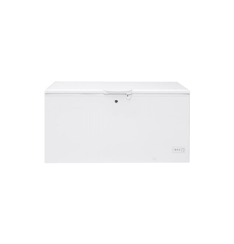 GE FCM16L 65 Inch Wide 15.7 Cu. Ft. Energy Star Rated Chest Freezer with Door Lo photo