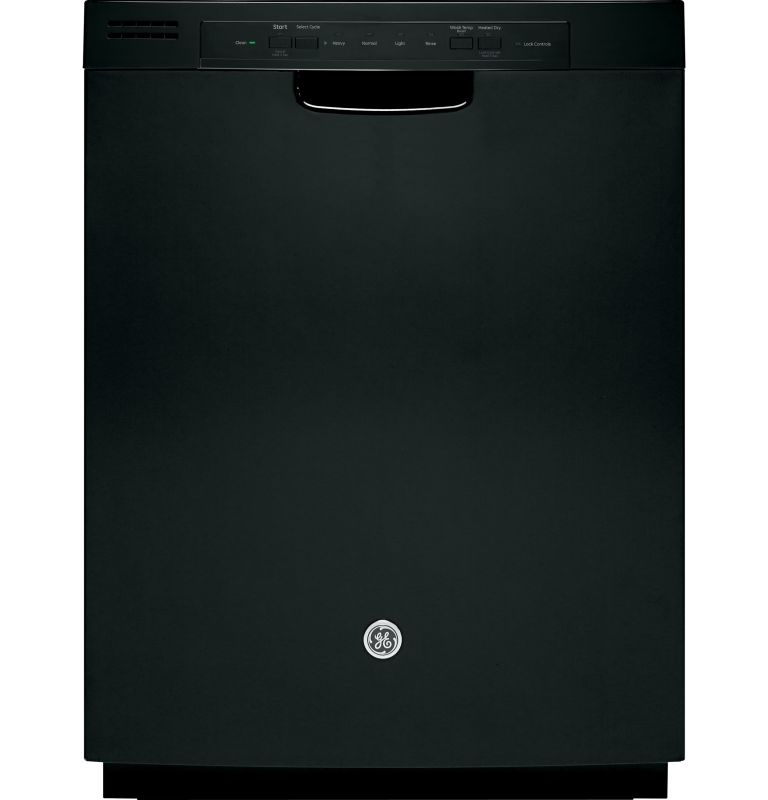 GE GDF510P 24 Inch Wide 14 Place Setting Energy Star Rated Built-In Dishwasher w photo