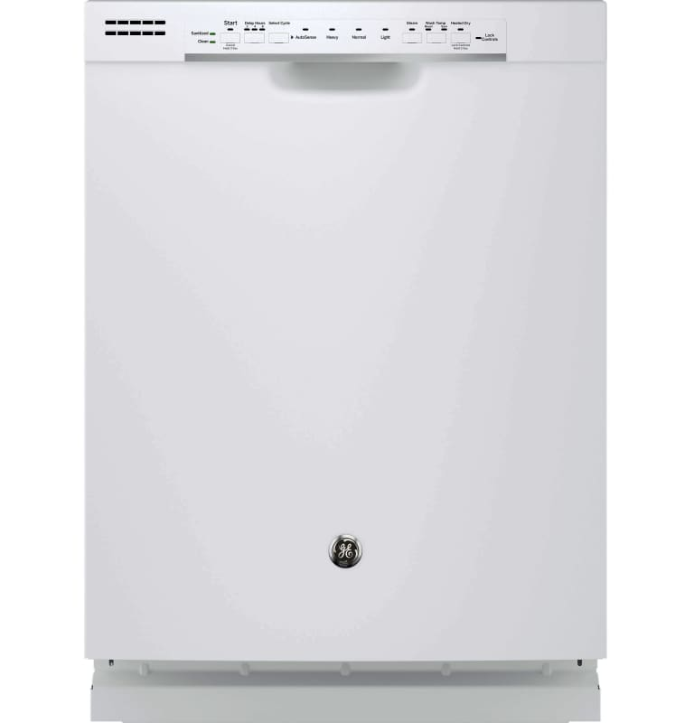 GE GDF520PJ 24 Inch Wide 16 Place Setting Energy Star Rated Built-In Dishwasher photo