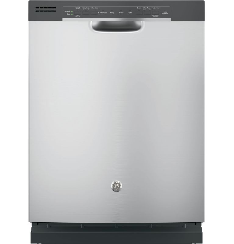 GE GDF520PSJ 24 Inch Wide 16 Place Setting Energy Star Rated Built-In Dishwasher photo