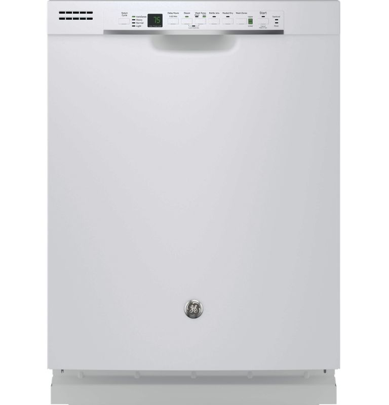 GE GDF610PJ 24 Inch Wide 16 Place Setting Energy Star Rated Built-In Dishwasher photo