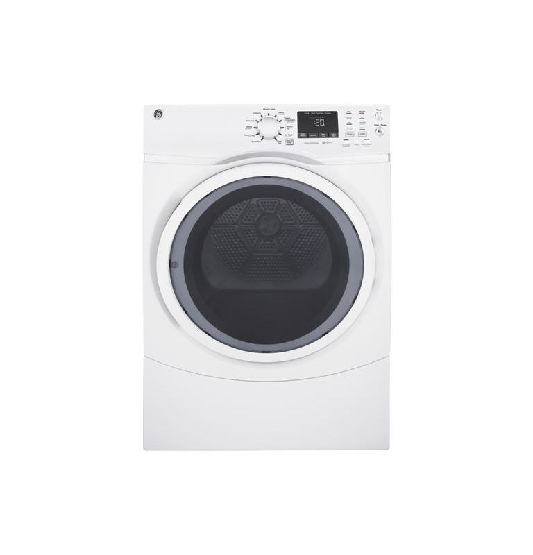 GE GFD45ESK 27 Inch Wide 7.5 Cu. Ft. Electric Dryer with HE Sensor Dry photo