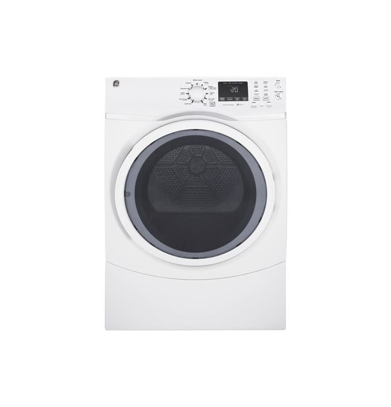 GE GFD45GSK 27 Inch Wide 7.5 Cu. Ft. Gas Dryer with HE Sensor Dry photo