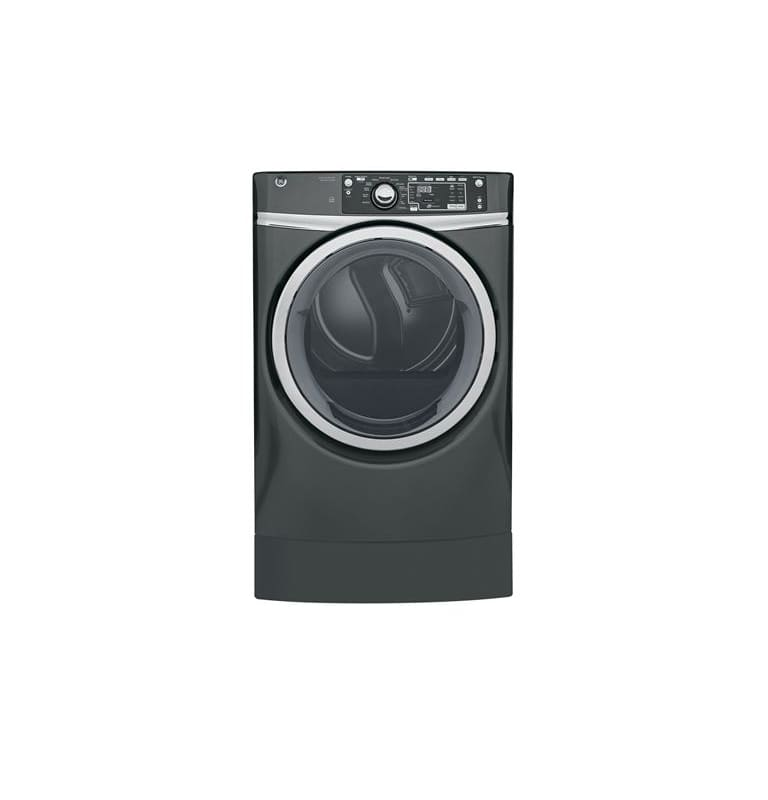 GE GFD49GRK 28 Inch Wide 8.3 Cu. Ft. Energy Star® Rated Gas Dryer with HE Sensor photo