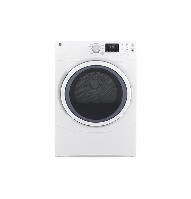 GE GFDN160EJ 27 Inch Wide 7.5 Cu. Ft. Electric Dryer with HE Sensor Dry and Dura photo