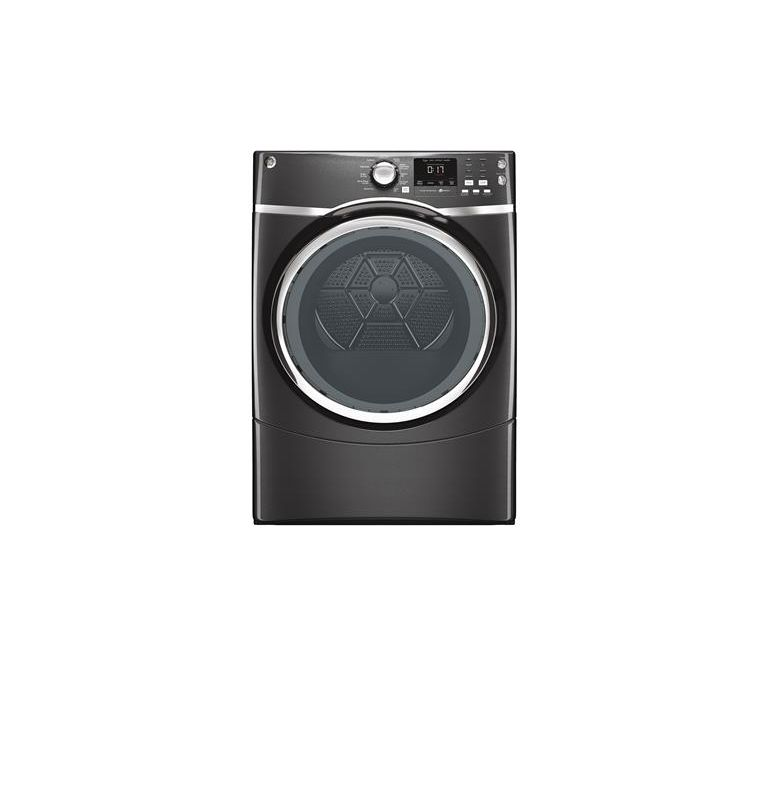 GE GFDS170EH 27 Inch 7.5 Cu. Ft. Electric Dryer with Steam Refresh photo