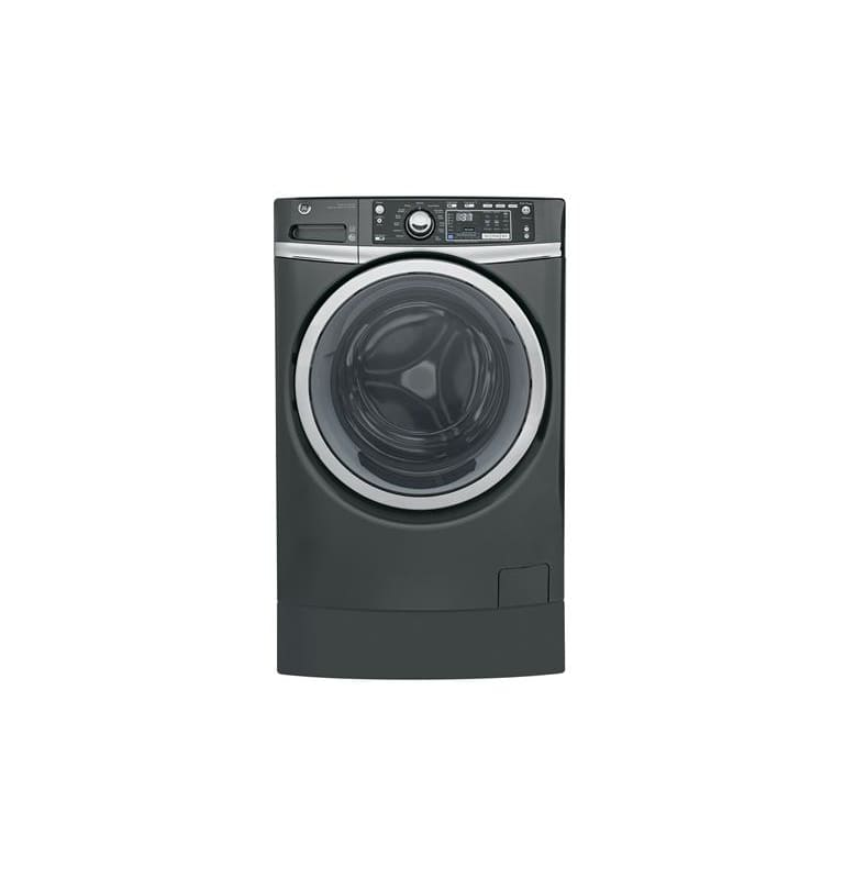 GE GFW490RK 28 Inch Wide 4.9 Cu. Ft. Energy Star® Rated Front Loading Washer wit photo