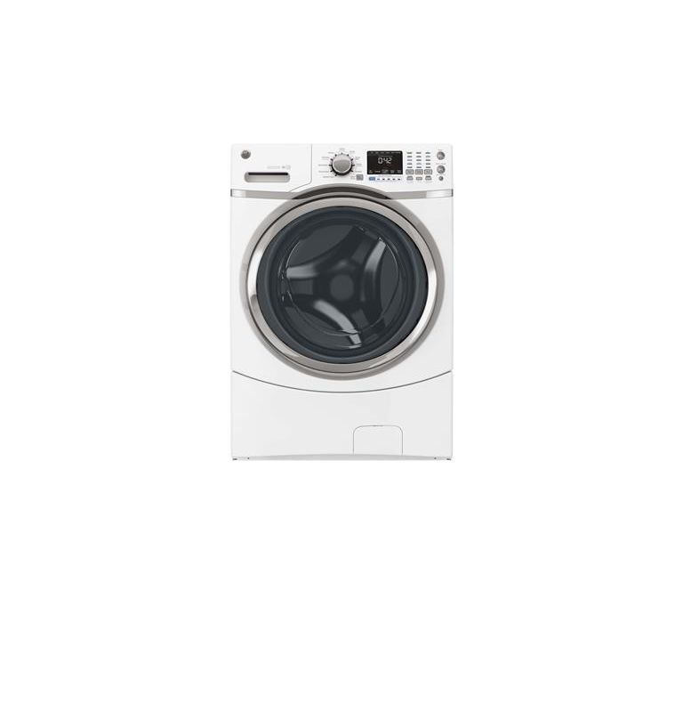 GE GFWS1700H 27 Inch 4.3 Cu. Ft. Front Loading Washer with Steam Assist photo