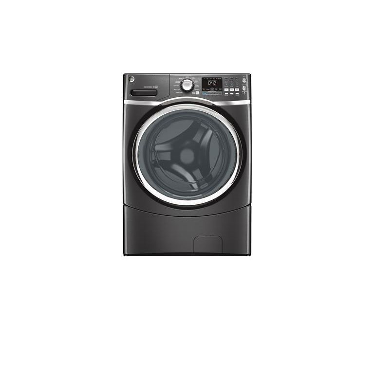 GE GFWS1700H 27 Inch 4.3 Cu. Ft. Front Loading Washer with Steam Assist