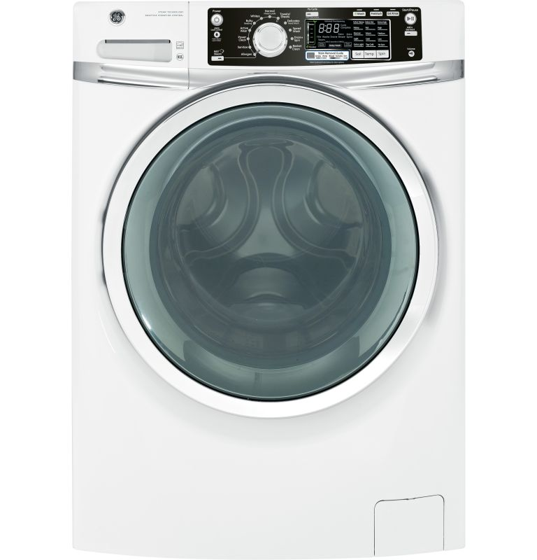 GE GFWS260 4.5 Cu. Ft. Front Load Washer with Steam Technology and Precision Dis photo