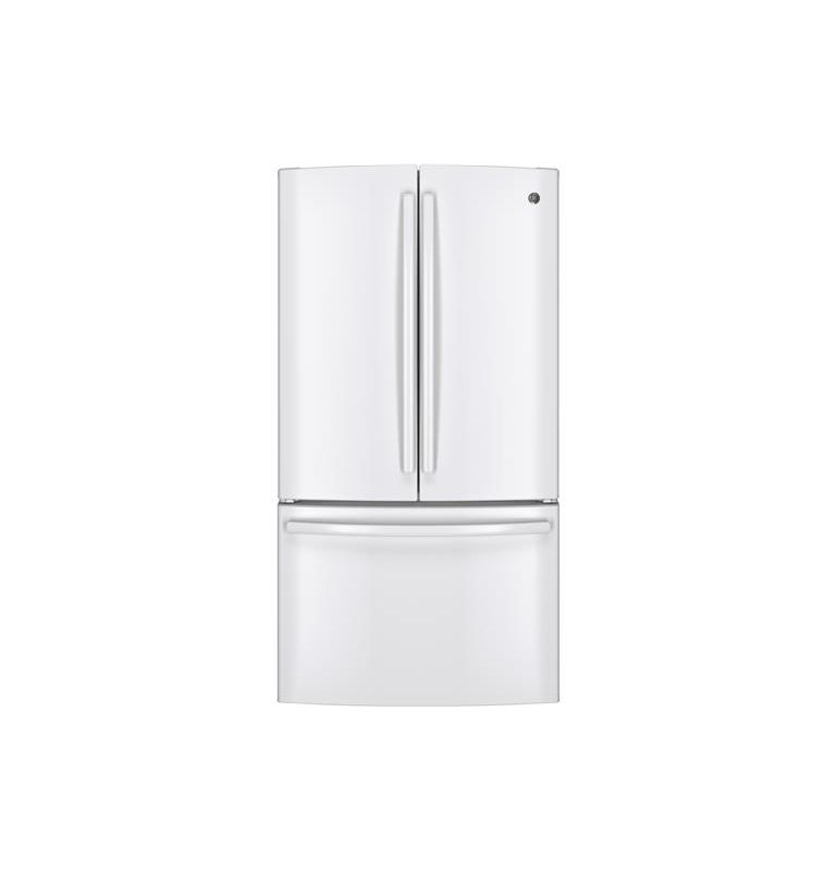 GE GNE29G 36 Inch 28.5 Cu. Ft. French Door Refrigerator with TwinChill Evaporato photo