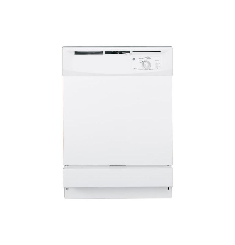 GE GSD2101V 24 Inch Built-In Dishwasher with Hot Start Option photo