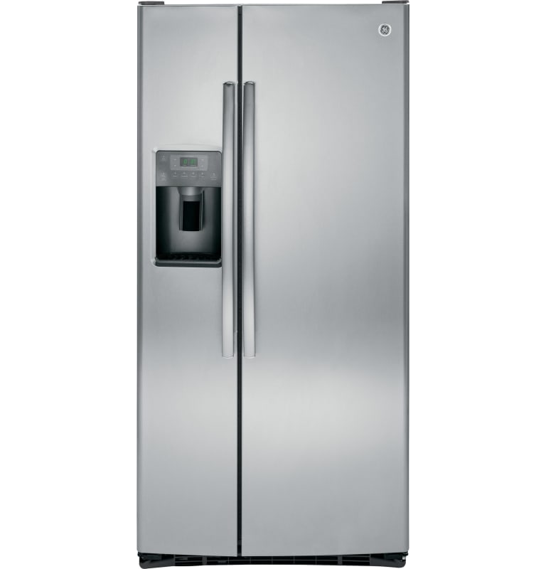 GE GSE23GK 33 Inch Wide 23.2 Cu. Ft. Energy Star Rated Side-By-Side Refrigerator photo