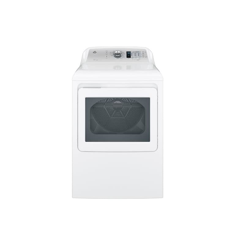 GE GTD65GBJ 27 Inch Wide 7.4 Cu. Ft. Energy Star Rated Gas Dryer with HE Sensor photo