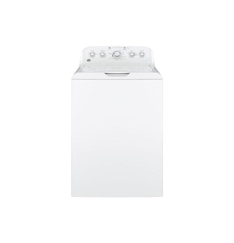 GE GTW460A 27 Inch Wide 4.2 Cu. Ft. Top Loading Washer with Stainless Steel Inte photo