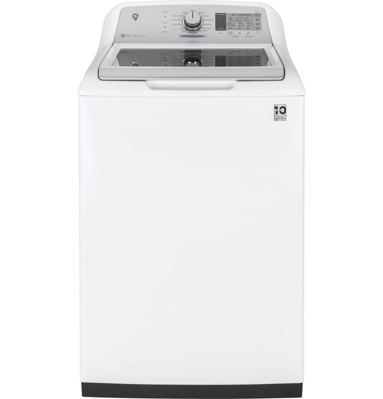 GE GTW750CL 27 Inch Wide 5.0 Cu. Ft. Energy Star Rated Top Loading Washer with S photo