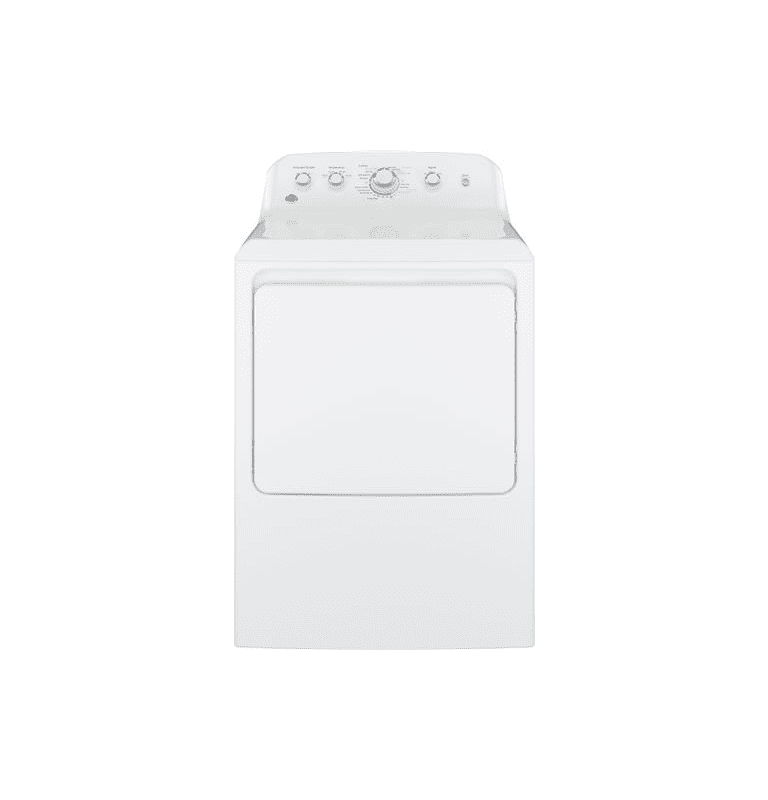 GE GTX42EAJ 27 Inch Wide 6.2 Cu. Ft. Electric Dryer with Aluminized Alloy Drum a photo