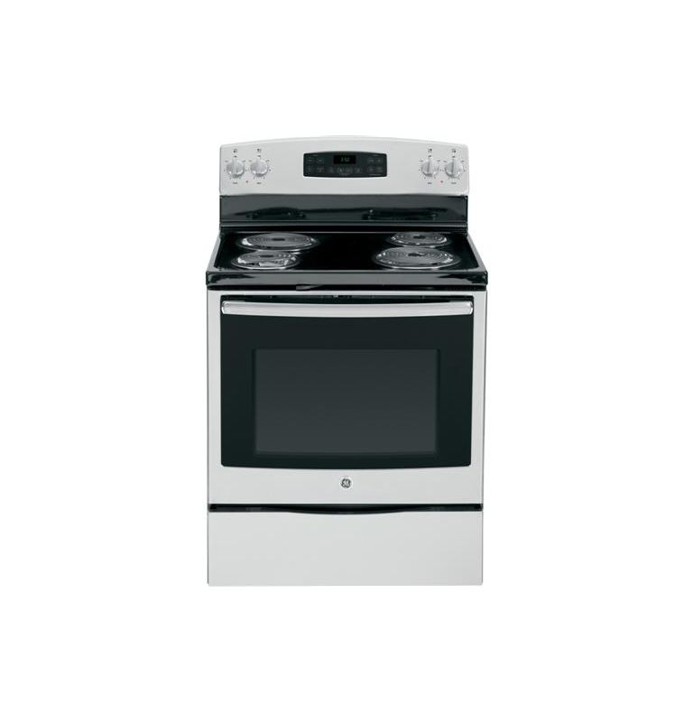 GE JB350 30 Inch 5.3 Cu. Ft. Electric Range with Power Boil Coil Element photo