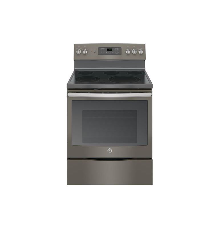 GE JB700 30 Inch Wide 5.3 Cu. Ft. Free Standing Electric Range with 12