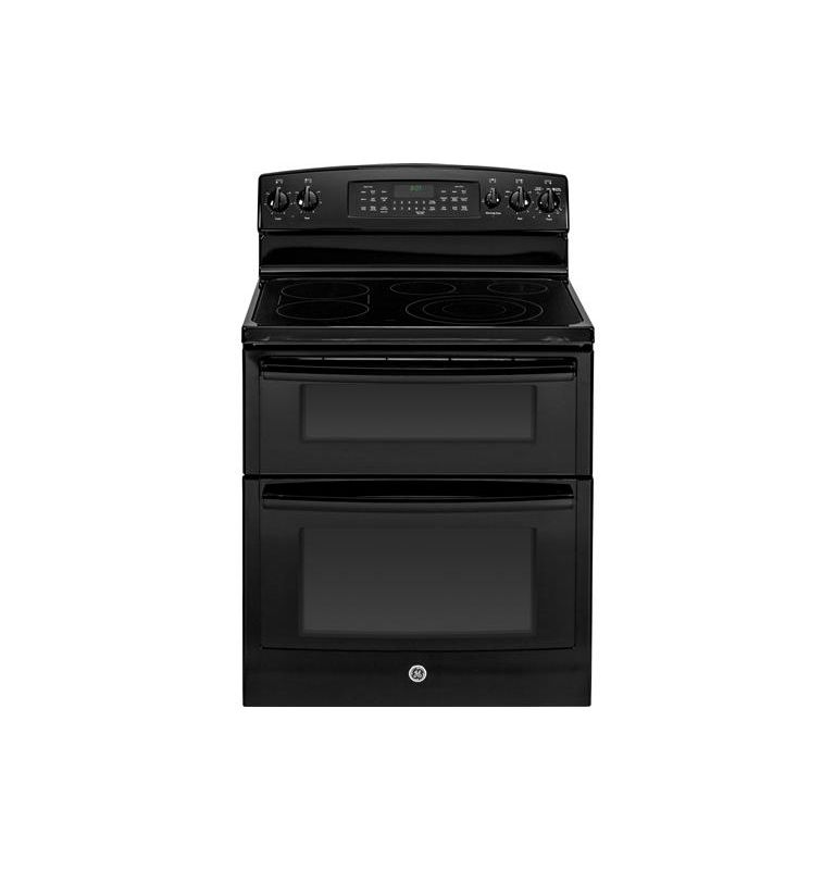 GE JB870 30 Inch 6.6 Cu. Ft. Electric Double Oven with Convection photo