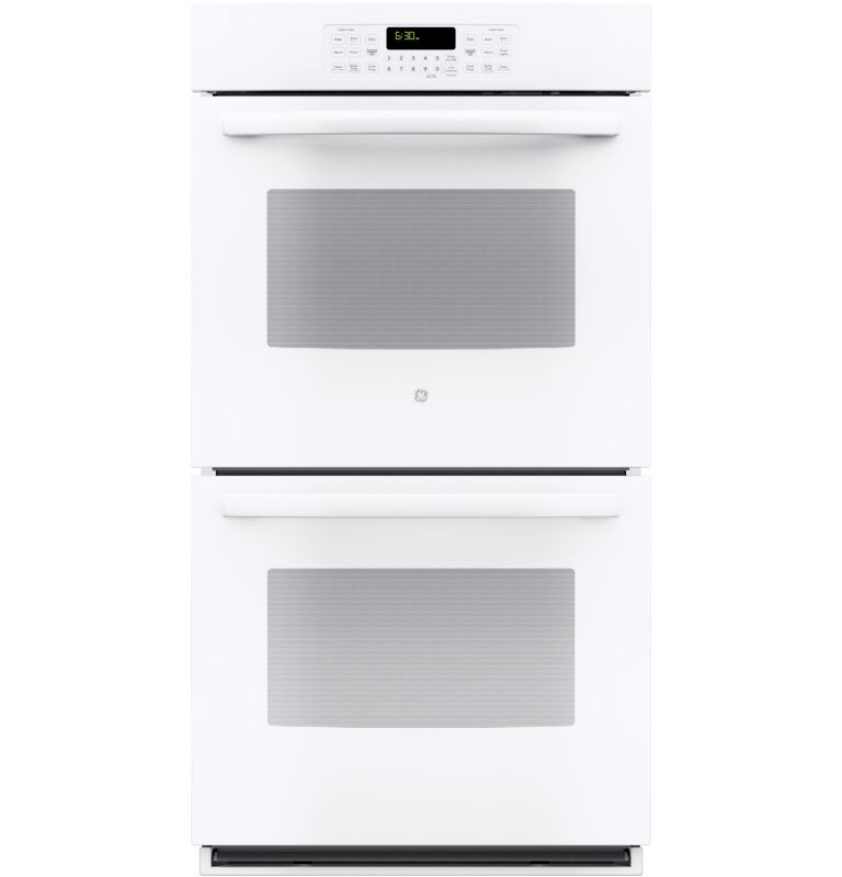 GE JK3500 8.6 Cu. Ft. Built-In Double Electric Oven with Digital Oven Controls a photo