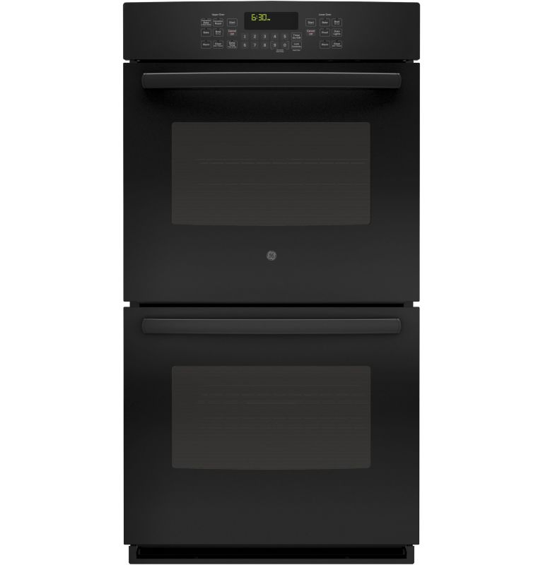 GE JK5500 8.6 Cu. Ft. Built-In Double Electric Oven with Convection Heating and photo