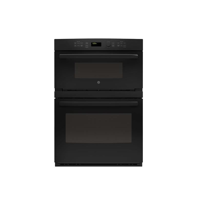 GE JT3800 30 Inch Built-In Combination Microwave and Thermal Wall Oven with Sens photo