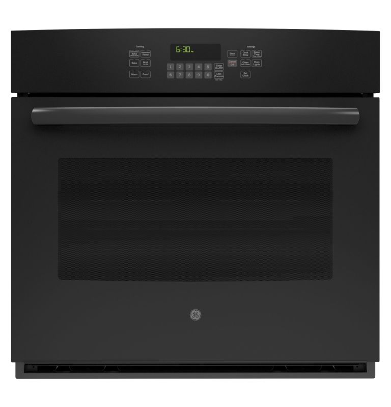 GE JT5000 5.0 Cu. Ft. Built-In Single Electric Oven with Convection Heating and photo