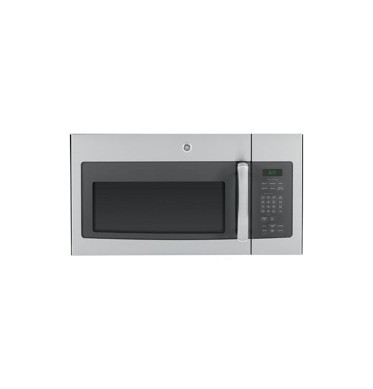 GE JVM6175 30 Inch Wide 300 CFM 1.7 Cu. Ft. Over the Range Microwave with Sensor photo