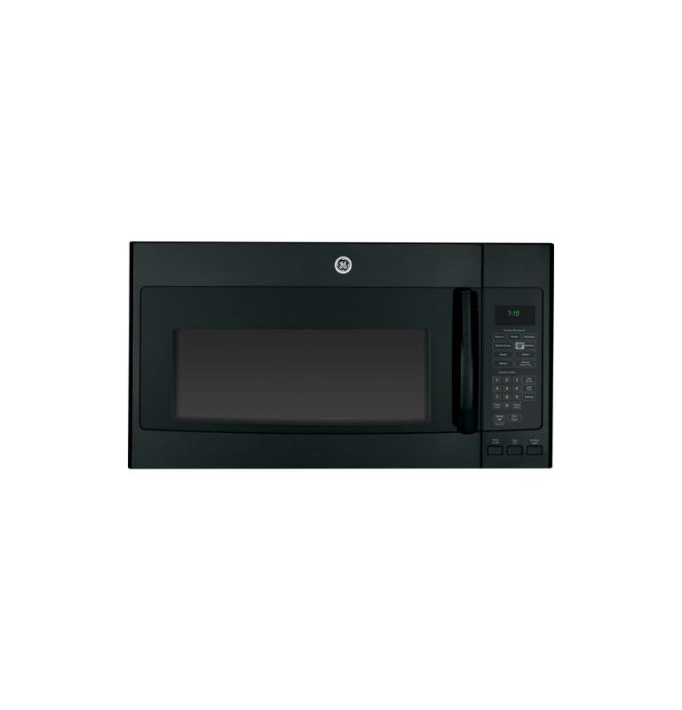GE JVM7195 30 Inch Wide 300 CFM 1.9 Cu. Ft. Over the Range Microwave with Sensor photo