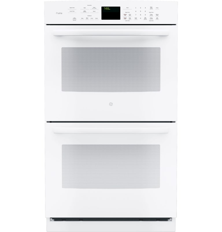GE PT7550 30 Inch Wide 10 Cu. Ft. Capacity Built-In Double Electric Oven with Tr photo