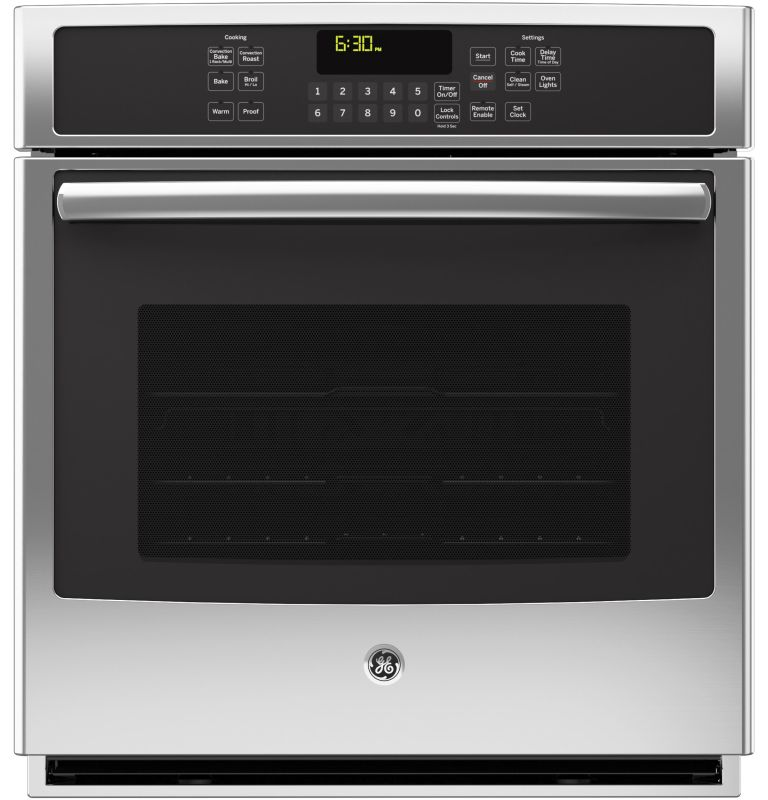 GE PK7000 4.3 Cu. Ft. Built-In Single Electric Oven with Wireless Control Capabi photo