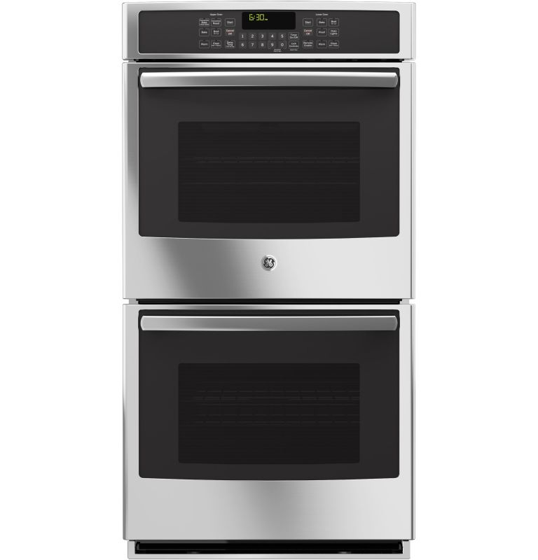 GE PK7500 27 Inch Wide 8.6 Cu. Ft. Double Electric Oven with Wi-Fi Connectivity photo