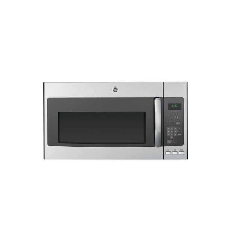 Ge Jvm7195sf 19 Cu Ft Over The Range Microwave Oven With