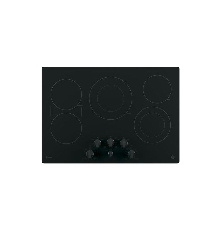 GE PP7030 30 Inch Wide Built-In Electric Cooktop with SyncBurner Control photo