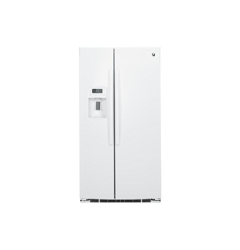 GE PSE25K 36 Inch 25.4 Cu. Ft. Side by Side Refrigerator with Arctica Icemaker f photo