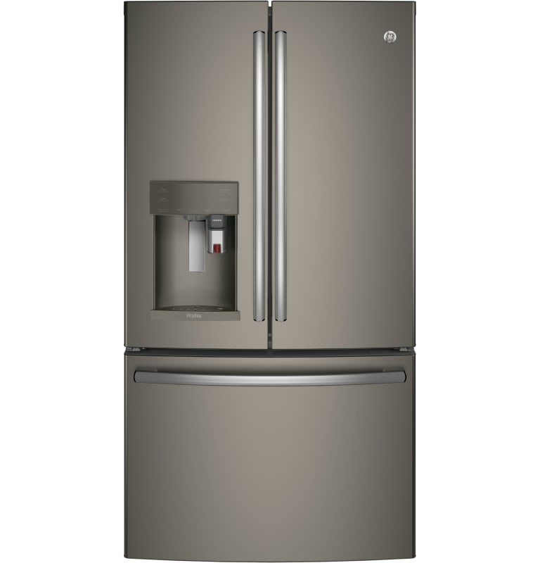 GE PYE22P 36 Inch Wide 22.2 Cu. Ft. Energy Star Rated Counter Depth Refrigerator photo