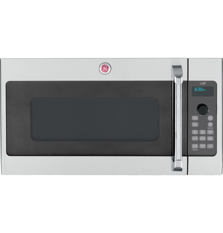 GE CSA1201R 1.7 Cubic Foot Over The Range Microwave Oven with Speedcook Technolo photo